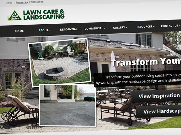 A Great Choice Lawn Care & Landscaping