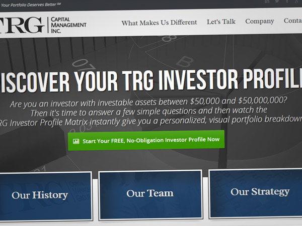 TRG Capital Management Inc.